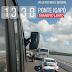 Acidente na Felizardo Moura deixa trânsito lento.
