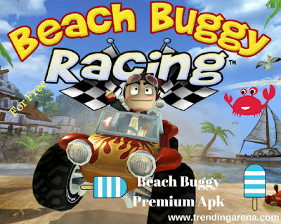 Beach Buggy Racing Mod Premium Pro Hack Crack Apk