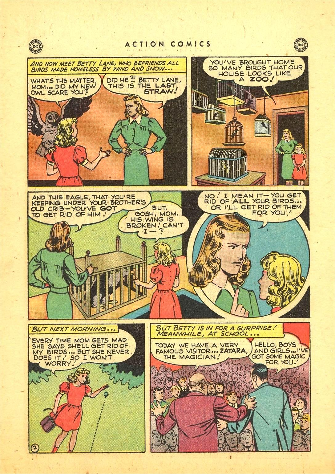 Action Comics (1938) 117 Page 16