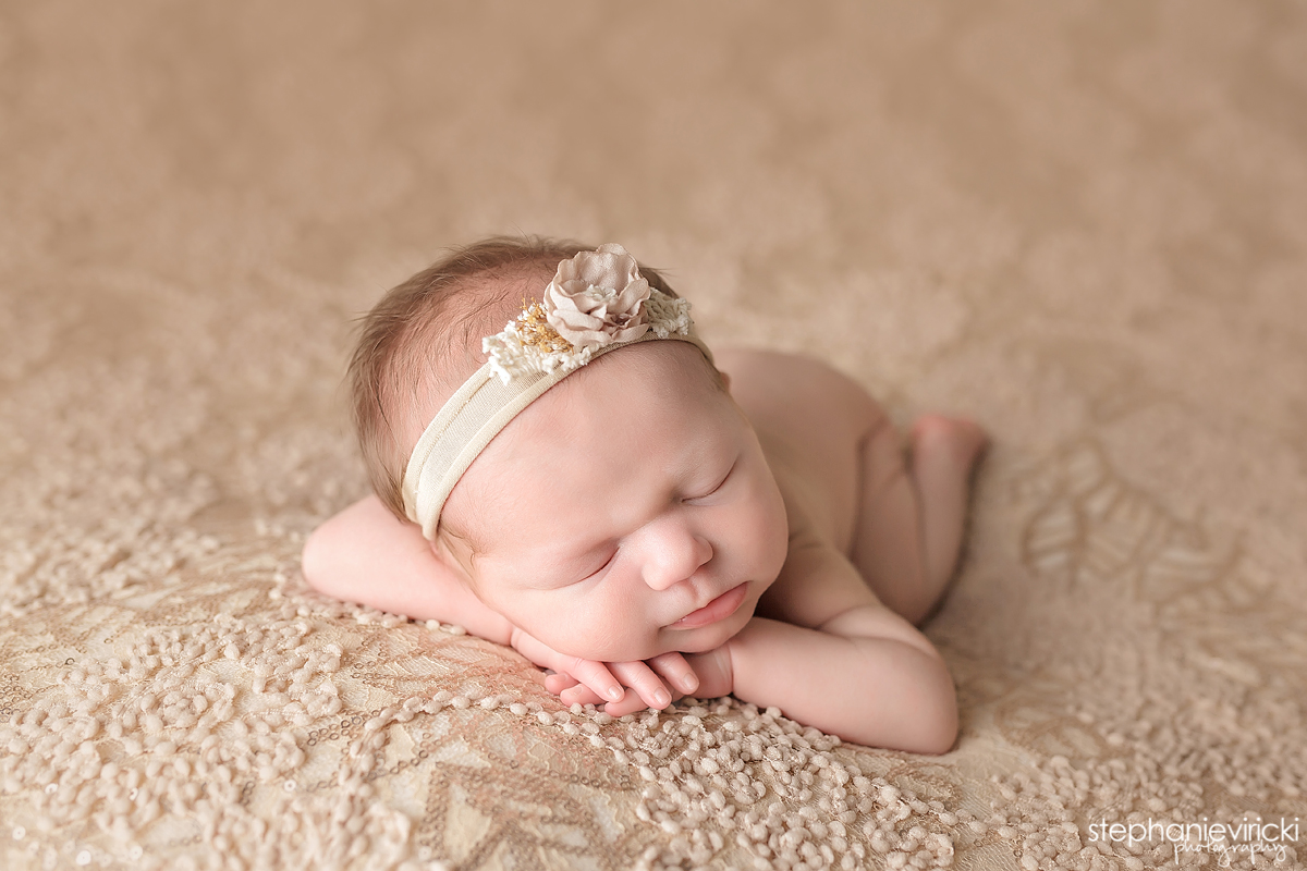 Kaci louisville ky newborn photographer this darling girl was so sweet and was just the perfect model for me creamy neutrals are my favorite and i knew