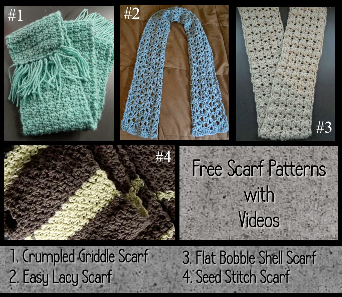 Free Crochet Patterns For The Beginner And The Advanced 4 Free