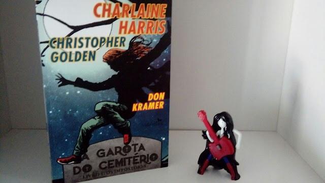 Resenha Livro Os Impostores (A Garota do Cemitério)