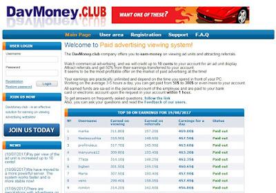 scam site