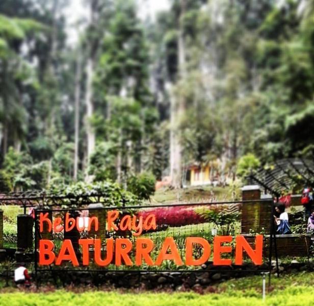Kementerian PUPR dengan LIPI Rampungkan Penataan Kebun Raya Baturaden