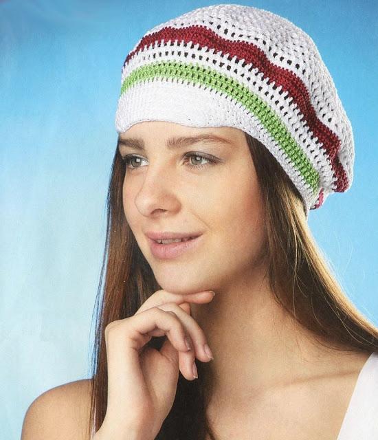 Белое женское кепи. White women cap