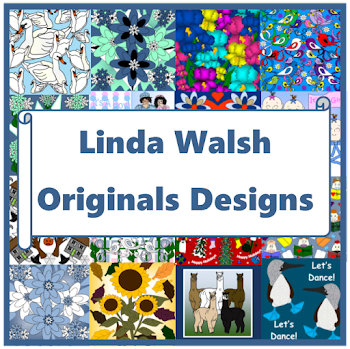 Welcome To Linda Walsh Originals Designs