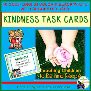 https://www.teacherspayteachers.com/Product/Kindness-Task-Cards-2438211