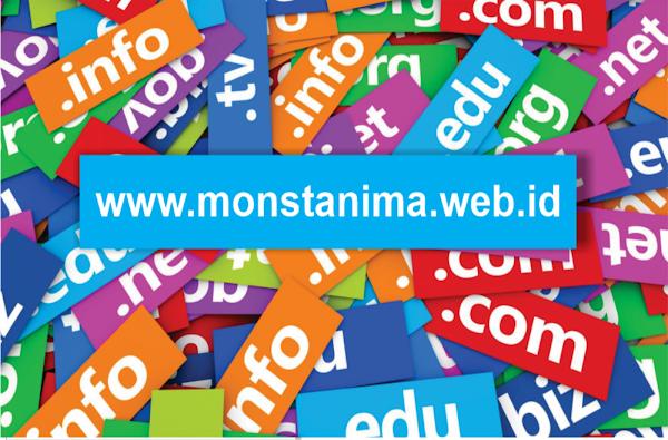 Kelebihan Kenapa memilih Domain Web Id Untuk Alamat Blog Monstanima