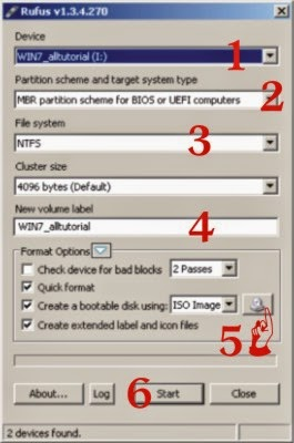 Cara Membuat USB Flashdisk Bootable