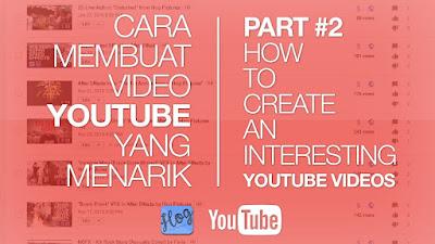 Cara Membuat Video Youtube Menarik - Hog Pictures