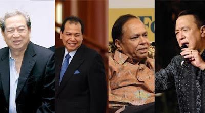Inilah Daftar Orang Terkaya di Indonesia Terbaru Oktober 2017