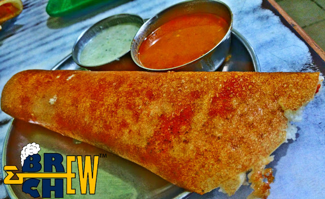Hotel Janatha, Malleshwaram, Benne Dose, Butter Dosa Review