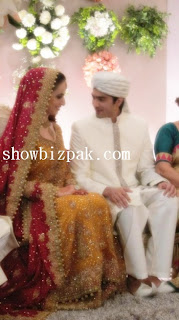 Shahzad Sheikh Wedding Reception