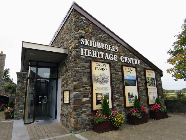 Skibbereen Heritage Center in West Cork Ireland