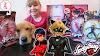 Как стать Леди Баг дома и обзор кукол Супер-Кот, Ladybug и Антибаг (игрушки из мультика Miraculous)
