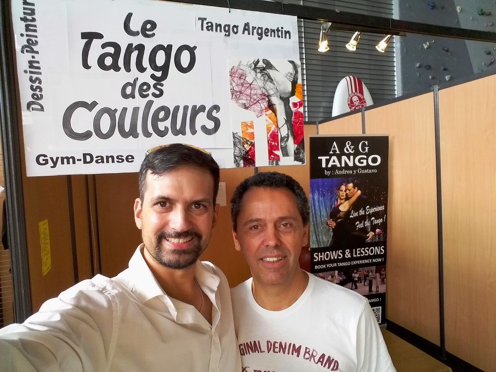 Avignon tango provence experience journee des - Journee des associations salon de provence ...
