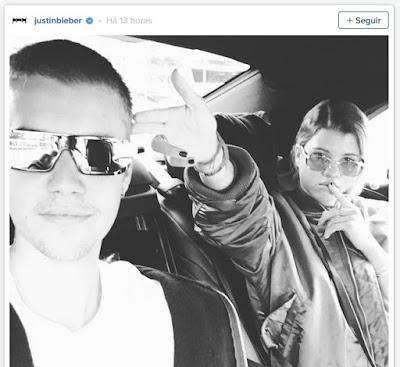 Justin Bieber ameaca sair do Instagram por causa de fas