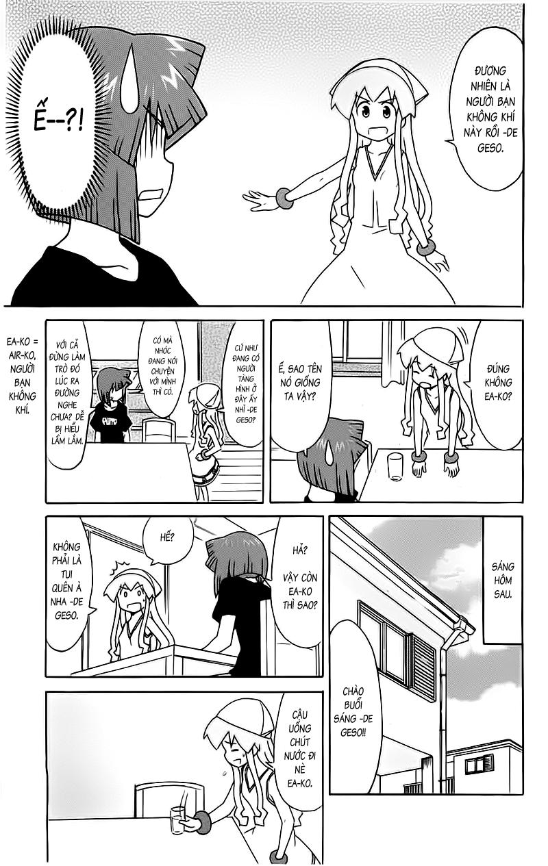 Shinryaku! Ika Musume Chap 182 - Truyen.Chap.VN