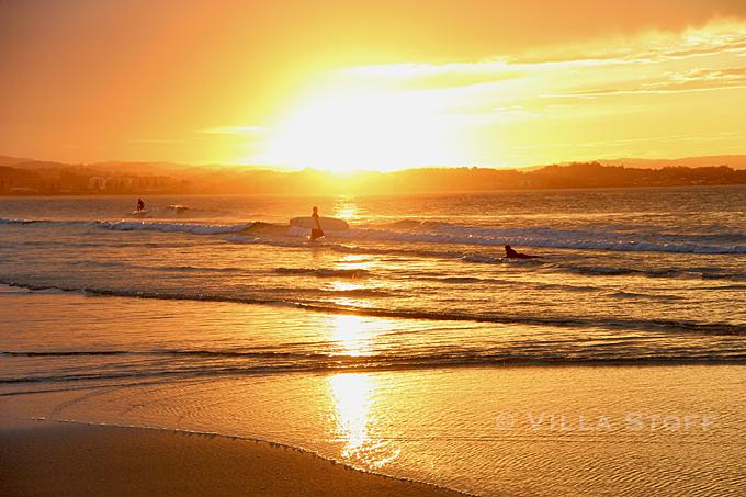 unsere Weltreise mit Kind • Gold Coast, Australien