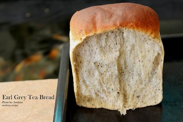 伯爵茶面包