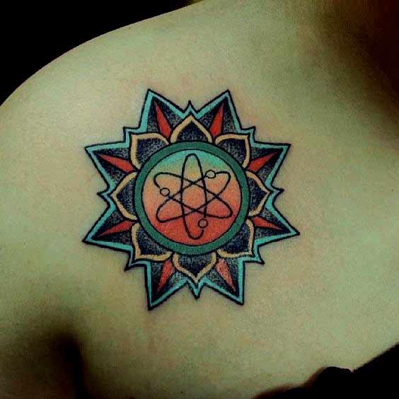 best atomic tattoos