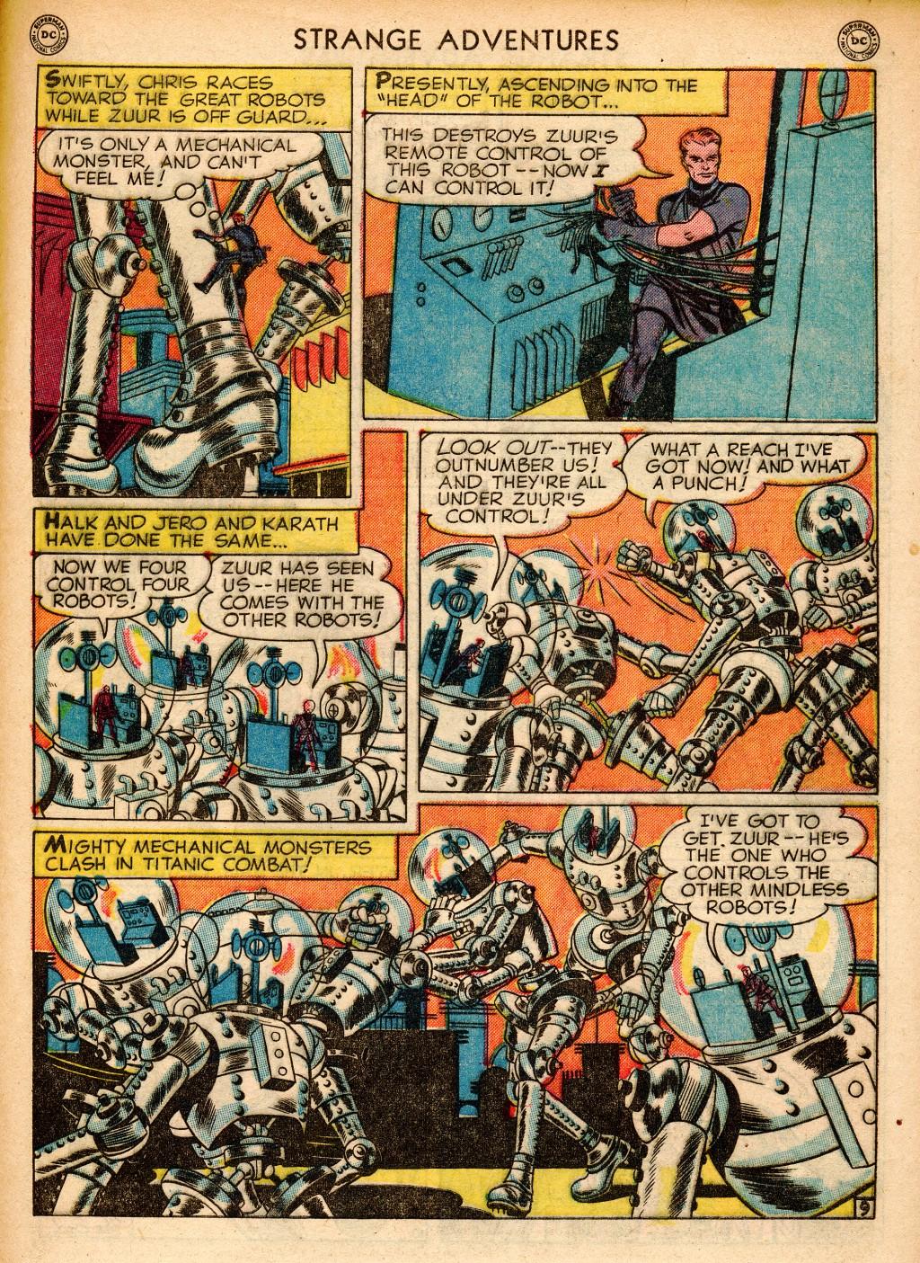 Strange Adventures (1950) issue 2 - Page 47