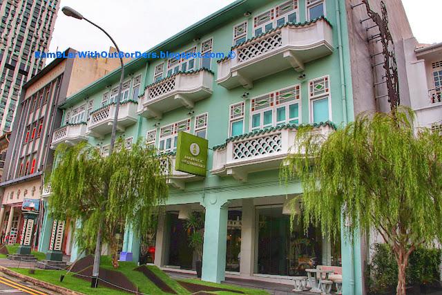New Majestic Hotel, Bukit Pasoh St, Singapore