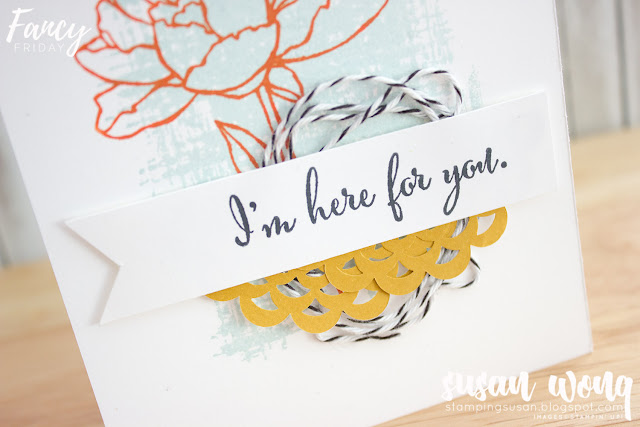 You've Got This Card 1 - Susan Wong for Fancy Friday