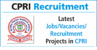 Central Power Research Institute CPRI Recruitment 2017 for Various posts at All India Last Date : 27-02-2017