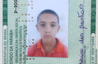 Jovem com passagem pela polícia é assassinado a tiros na Paraíba e corpo é jogado em estrada