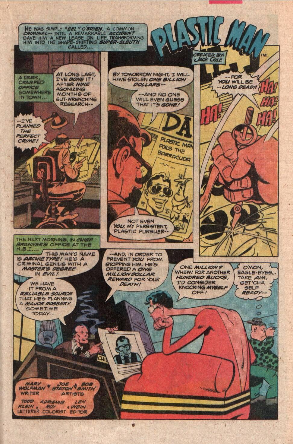 Read online Adventure Comics (1938) comic -  Issue #474 - 20