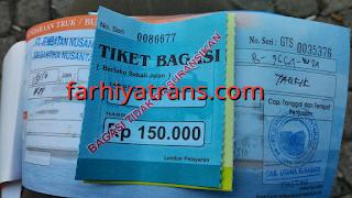 Tiket truk kirim Surabaya balikpapan