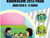 Buku Panduan Guru PAUD Kurikulum 2013 Usia 5-6 Tahun