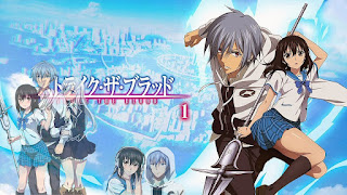 Strike the Blood - Episódio 01