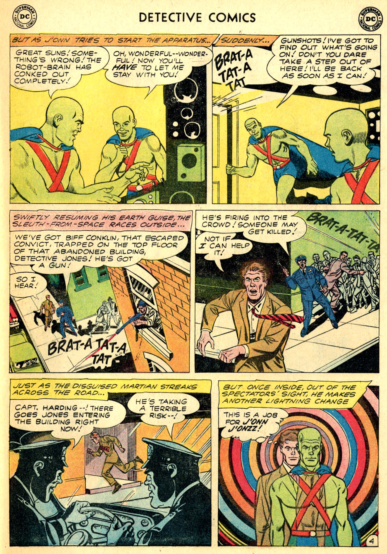 Detective Comics (1937) 287 Page 28