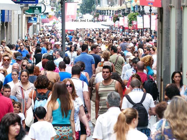Fin de semana de tiendas abiertas en Triana, julio 2017 Las Palmas de Gran Canaria