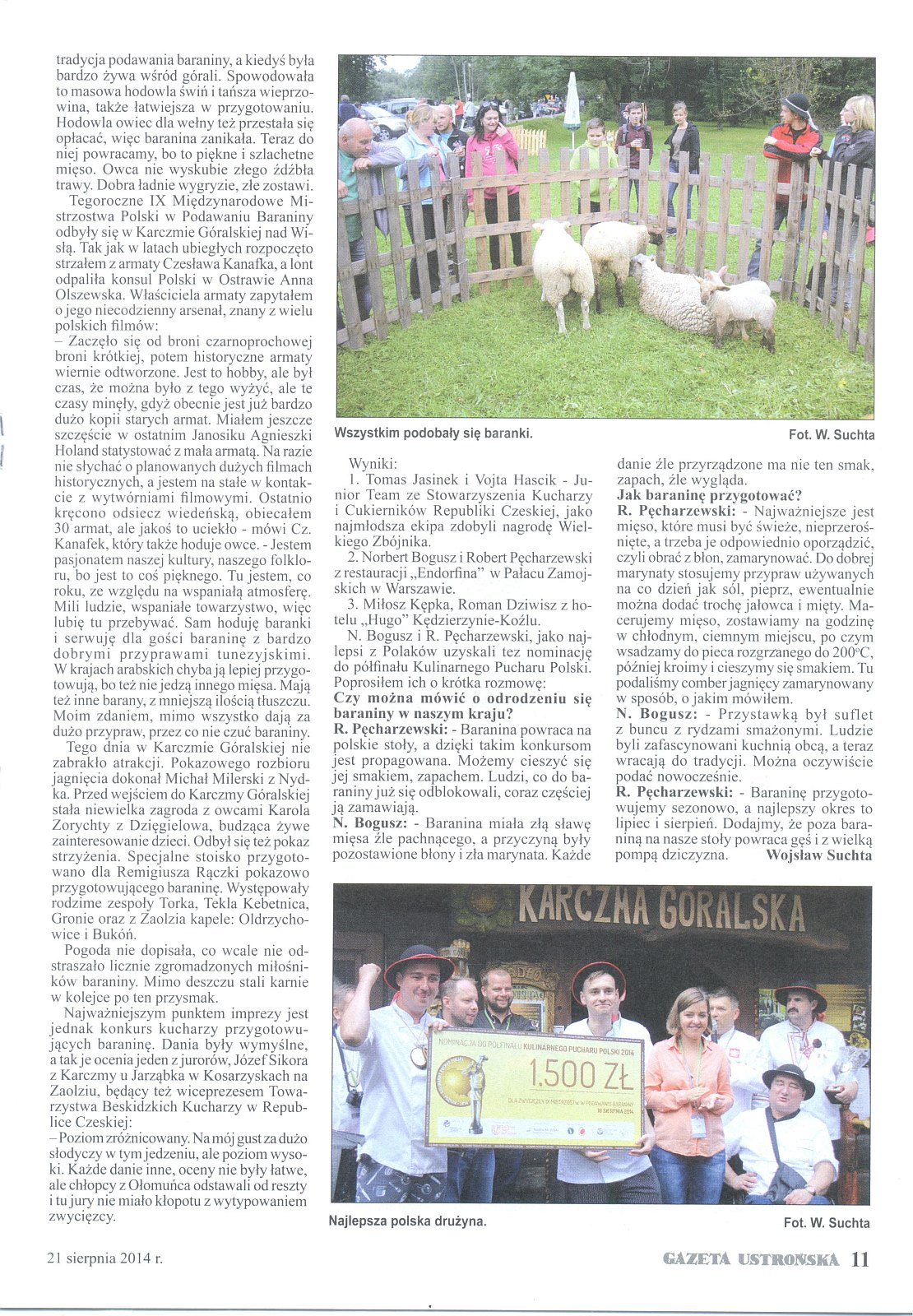 Gazeta Ustrońska