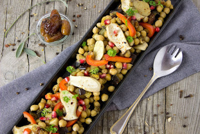 Soaked Chickpea (Chana) are the new beneficial to eat apart from almond.