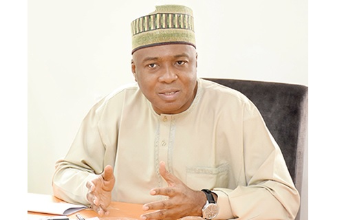 Nigeria's economic woes self-inflicted – Saraki