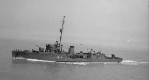 Royal Navy patrol vessel HMS Pintail 10 June 1941 worldwartwo.filminspector.com