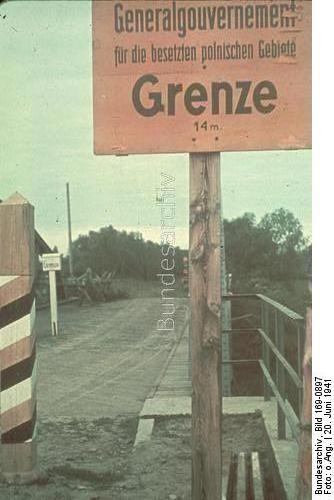 German Soviet border 20 June 1941 worldwartwo.filminspector.com