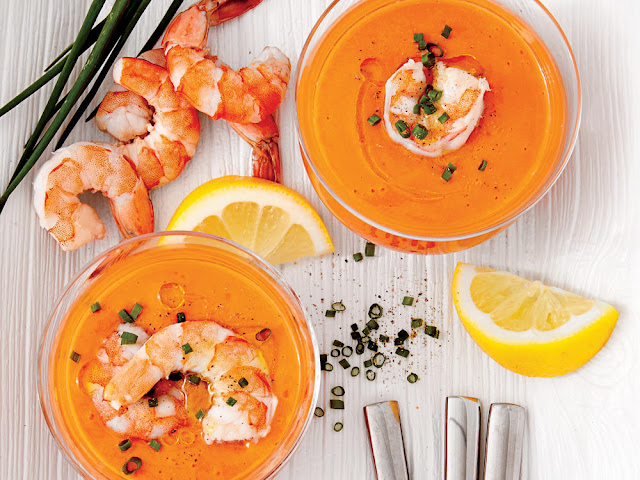 Cal-A-Vie-tomato-gazpacho-with-shrimp-recipe-via-blog-beau-monde