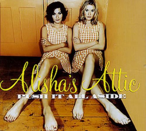 Biodata Alisha's Attic