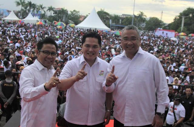 Tidak Cuti saat Kampanye Jokowi, Menteri Desa Dijatuhi Sanksi Teguran