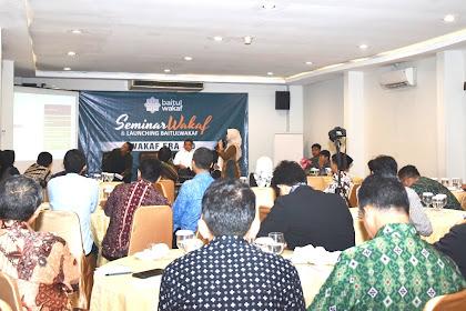 Baitul Wakaf Gelar Seminar untuk Edukasi Umat tentang Pentingnya Wakaf