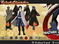 Download Texture Naruto Impact: Madara Uchiha Hokage for PSP Android Terbaru