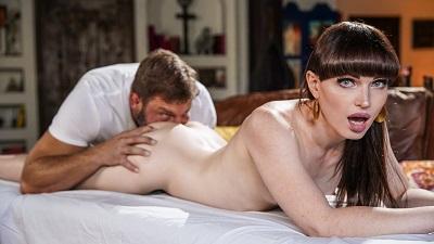 Transsensual – TS Massage Vol. 4 – Natalie Mars & Colby Jansen