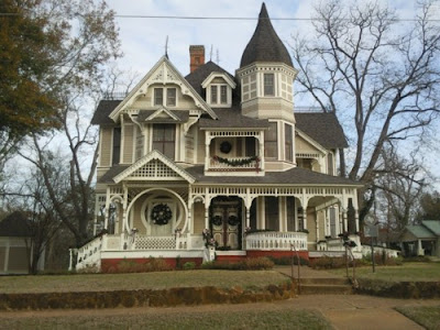 Buy A House With No Money Down & Bad Credit: Victorian Style House