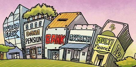 pengertian, fungsi, dan jenis-jenis lembaga keuangan non bank