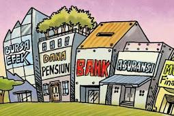 Jenis - Jenis Lembaga Keuangan Bukan Bank